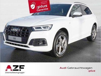 gebraucht Audi Q5 Sport 40 TDI qu. S-tronic S line+AHK+Leder+LED