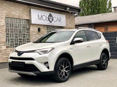 used Toyota RAV4 2,5-l-Hybrid Executive*LEDER*NAVI*KAMERA*