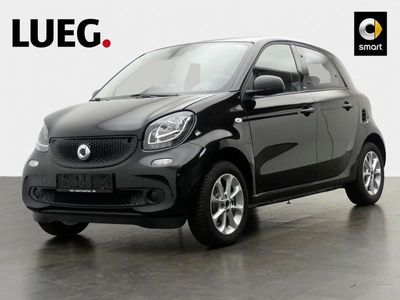 gebraucht Smart ForFour 52kW (71 PS) Tageszulassung Passion Cool