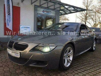 gebraucht BMW 630 iA Coupe Leder*Navi*///M-Optik* als Sportwagen/Coupé in Fürstenfeldbruck (Kreisstadt MÜNCHEN)