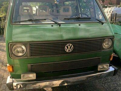 gebraucht VW T3 Bei BusLkw Zulassung