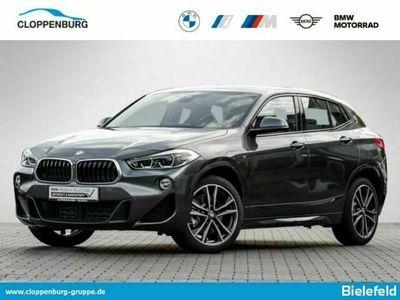 gebraucht BMW X2 xDrive20d M Sport Navi LED Head-Up PDC SHZ -