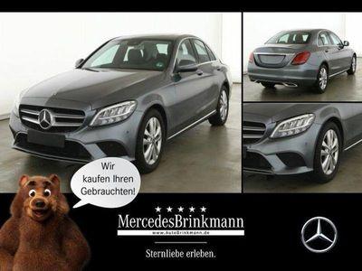 gebraucht Mercedes C180 AVANTGARDE/LED/NAVI/SCHIEBEDACH/KAMERA SHD/SHZ