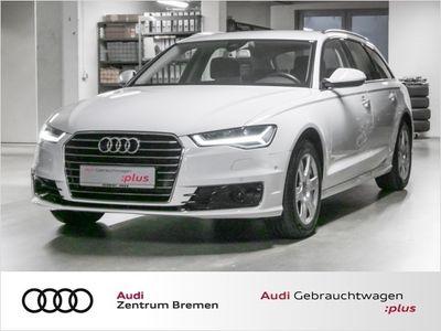 gebraucht Audi A6 Avant 2.0 TDI S tronic LED-Scheinw. Navi Color