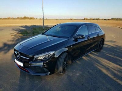 gebraucht Mercedes CLA250 Shooting Brake Sport Led S+W Reifen