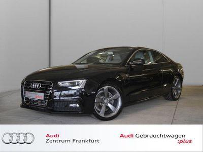 gebraucht Audi A5 Coupe 3.0 TDI quattro S tronic S line Navi