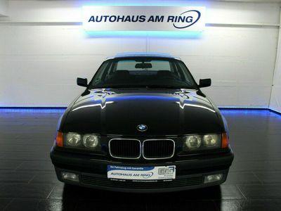 gebraucht BMW 316 i Coupé 1.HAND SCHIEBEDACH LEDERLENKRAD