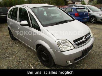 gebraucht Opel Meriva Edition 1,4 Liter* KLIMA *