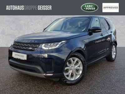 gebraucht Land Rover Discovery 3.0 Td6 SE AWD 7-Sitzer AHK