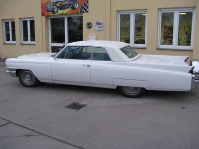 gebraucht Cadillac Deville Coupe Continental-Kit