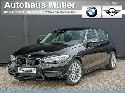 gebraucht BMW 118 iA 5-T rer Klima PDC el. Fenster