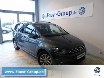 gebraucht VW Touran Comfortline NAVI