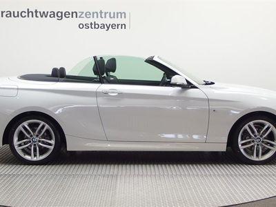 gebraucht BMW 220 d Cabrio Sport-Aut. M Sport