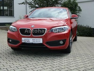 gebraucht BMW 230 i Coupe Sport Line LED KAMERA...