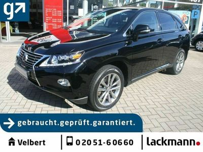gebraucht Lexus RX450h Luxury Line ACC*Navi*Schiebedach*