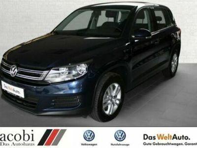 used VW Tiguan Trend & Fun 1.4 TSI Tempomat,AHK,PDC