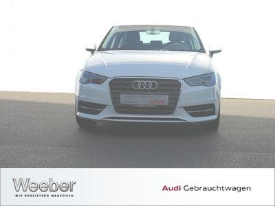gebraucht Audi A3 Sportback 2.0 TDI S tronic Attraction LED