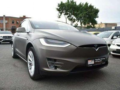 gebraucht Tesla Model X 100D Longe Range/ 7Sitze/Sound