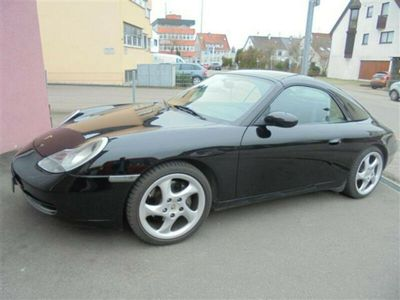 gebraucht Porsche 911 Carrera Cabriolet mit Hardtop