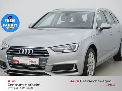 gebraucht Audi A4 Avant 35 TFSI Sport S tro 110kW*Xenon*Navi*C