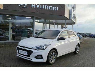 gebraucht Hyundai i20 blue 1.0 T-GDI Select/ Klima/ LMF.