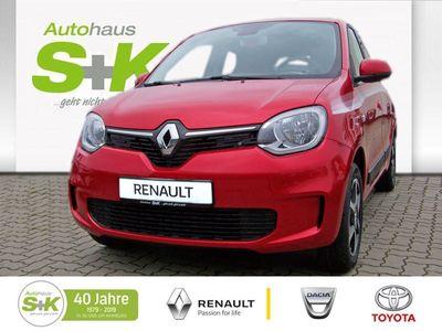 gebraucht Renault Twingo LIMITED SCe 75 Start & Stop Fahrerairbag