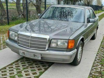 gebraucht Mercedes 420 MERCEDES BENZ W126Bj.88 FAHRBEREIT