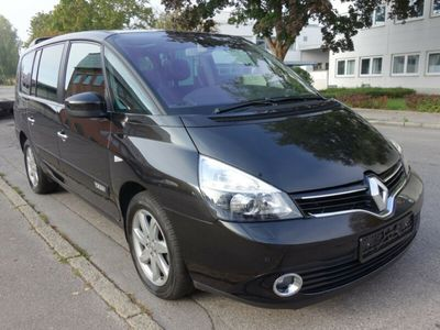gebraucht Renault Grand Espace 2.0dCi 25th Xen.Led.Navi.Pano.DVD.