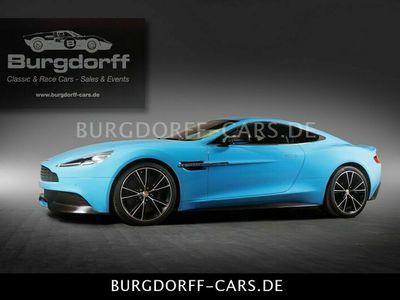 gebraucht Aston Martin Vanquish 2 Coupe mit Werks- Garantie