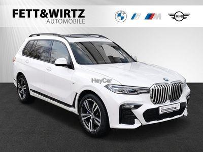 gebraucht BMW X7 xDrive40i M Sport Leas.ab 1.069,- br. o. Anz.