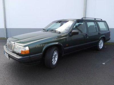 gebraucht Volvo 945 2.3 ti Softturbo Kombi - dunkelgrün metallic