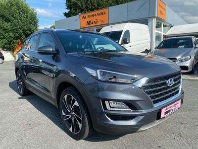 gebraucht Hyundai Tucson Style Hybrid/(Diesel/Elektro) MH 4WD/48V