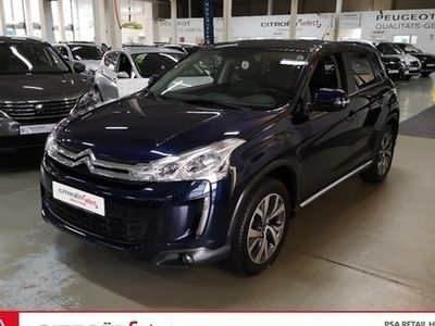 gebraucht Citroën C4 Aircross e-HDi 115 Stop & Start 2WD Selection