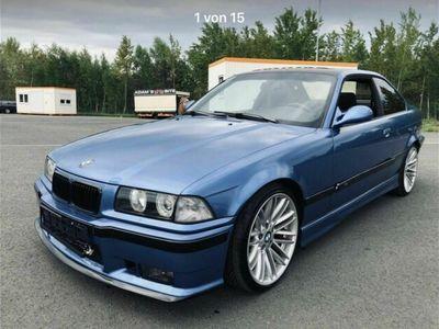 gebraucht BMW 325 i E36 M50 Projektaufgabe