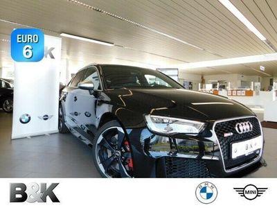 gebraucht Audi RS3 Sportback Bluetooth Navi LED Vollleder