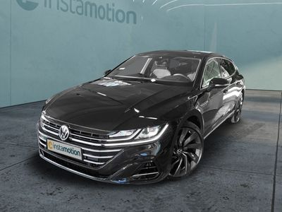 gebraucht VW Arteon Arteon Shooting BrakeShootingbrake R-LINE 2.0TDI 200PS DSG 4Mo