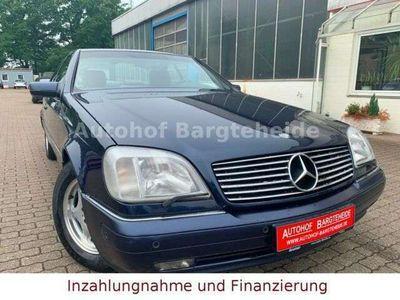 gebraucht Mercedes CL500 500 SEC *Original*Vollausstattung*Scheckheft MB*