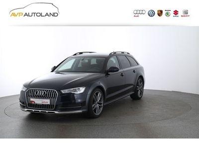 gebraucht Audi A6 Allroad 3.0 TDI S tronic quattro Luftfed.