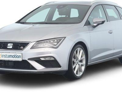 gebraucht Seat Leon LeonSportstourer 1.5 TSI DSG FR | PANO |