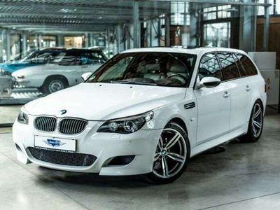 gebraucht BMW M5 Touring (E60) I 2. Hand I Scheckheftgepflegt