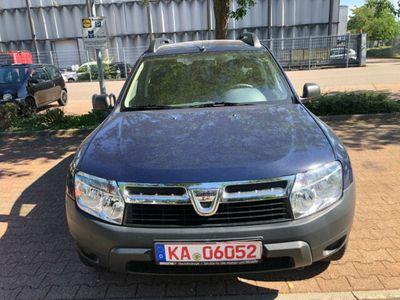 gebraucht Dacia Duster I 1,6 Basis 4x2 Euro-5