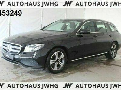 gebraucht Mercedes E220 Multibeam Comand FahrAss+ HeadUp Pano