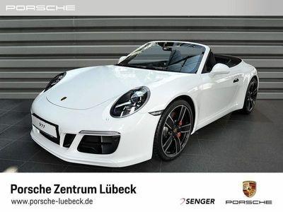gebraucht Porsche 911 Carrera S Cabriolet Sportabgasanlage Memory