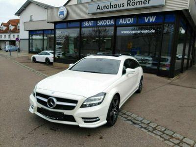 gebraucht Mercedes 500 Shooting Brake CLS AMGBE 4Matic als Kombi in Aalen-Wasseralfingen