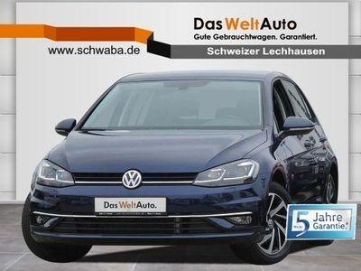 gebraucht VW Golf VII JOIN VII 2.0 TDI *R-KAM*NAV*LED*ACC*5J-GAR*