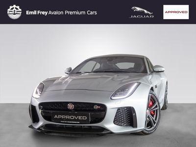 gebraucht Jaguar F-Type Coupe AWD Aut. SVR *575PS*Meridian770Watt*
