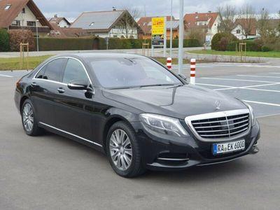 gebraucht Mercedes S350 BlueTEC Vollaustattung