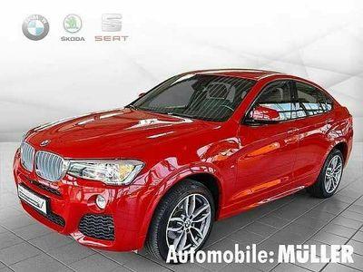 gebraucht BMW X4 -xDrive28i M Sportpaket HiFi Xenon WLAN RFK