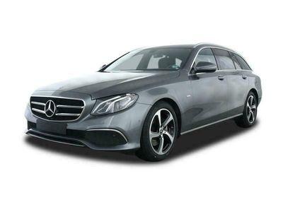 gebraucht Mercedes E300 E300 d T AVANTGARDE+AHK+RÜCKFAHRKAMERA+SHZ+LED+