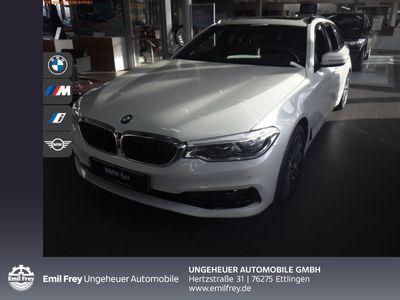 gebraucht BMW 530 d Touring Sport Line Head-Up HiFi DAB LED